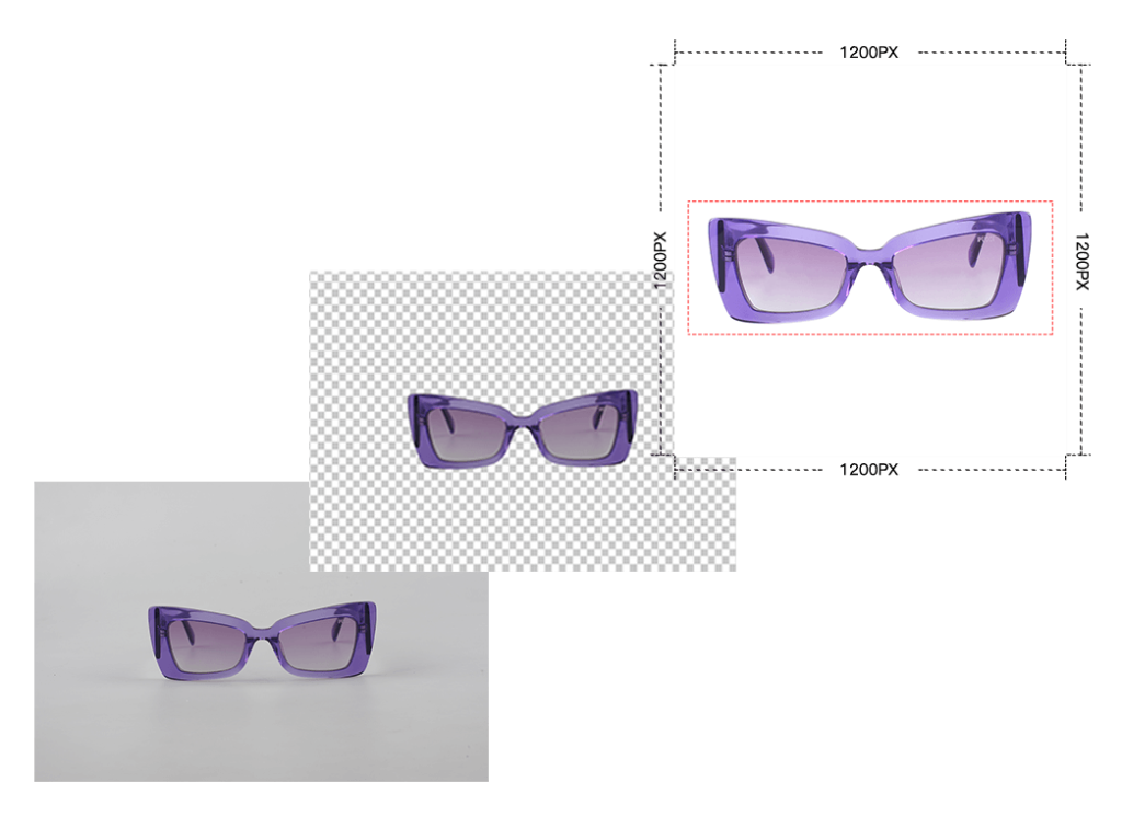 Product image editing
